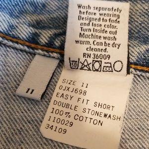 Calvin Klein Jeans Shorts - Calvin Klein | Vintage 90' High Waist Denim Shorts